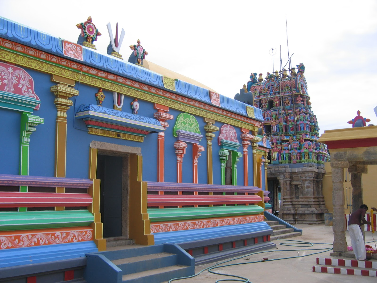 navagraha temple package